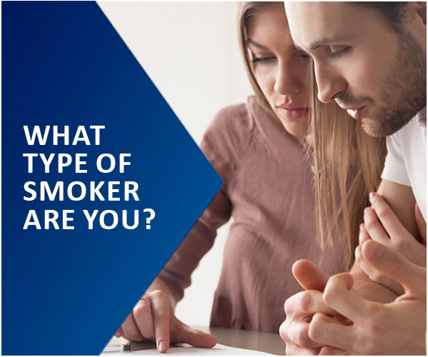 Discover your smoker profile