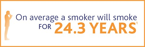 Average Smoker Statistics
