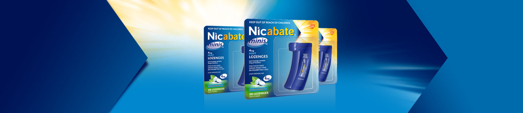 Nicabate Minis Product Header