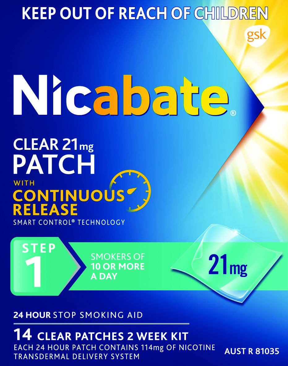 75176 Nicabate Range Refresh 21Mg Step 1 14S FLAT