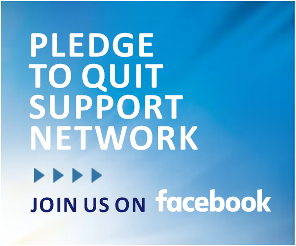 Pledge To Quit Support Network