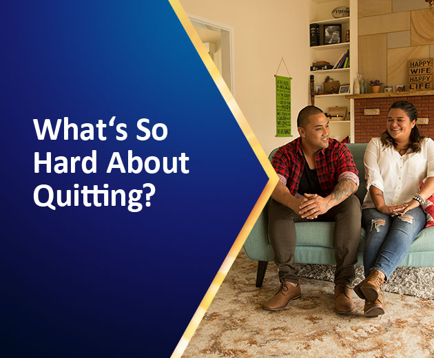 Article Hard About Quitting