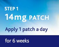 Patch Step 1 – 14Mg