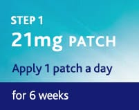 Patch Step 1 – 21Mg